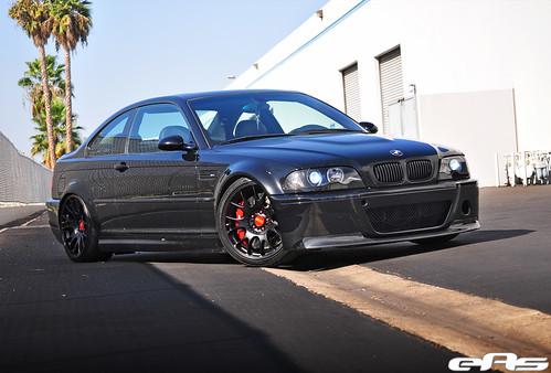 Black E46 M3 W Matte Black Bbs Ch R Wheels 3 169 All