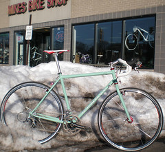 Grand Tour Rock Moss Green | by Gunnar Cycles