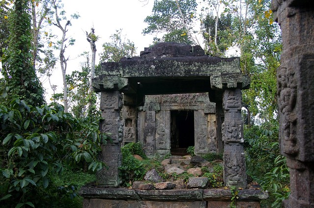 Jain Temple on the grounds of Ente Veedu   Flickr - Photo ...