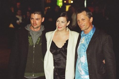 Liv Tyler & Viggo Mortensen | Liv Tyler and Viggo Mortensen ...