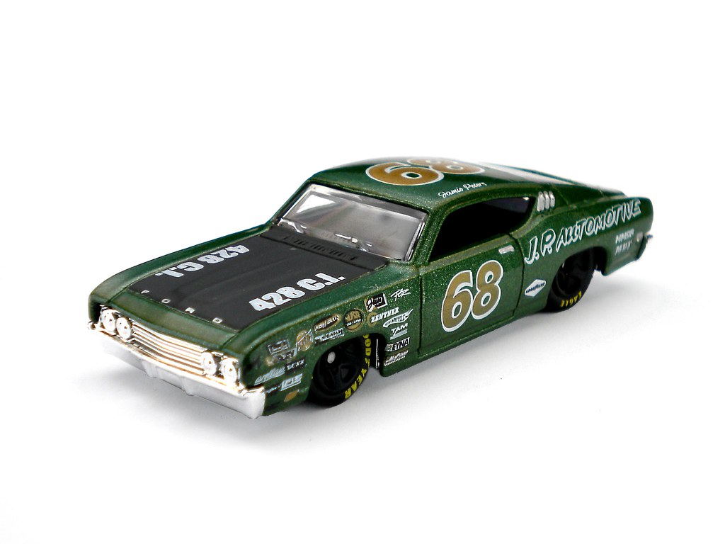 New Ford Torino >> HotWheels - '69 Ford Torino Talladega | Found two of this to… | Flickr