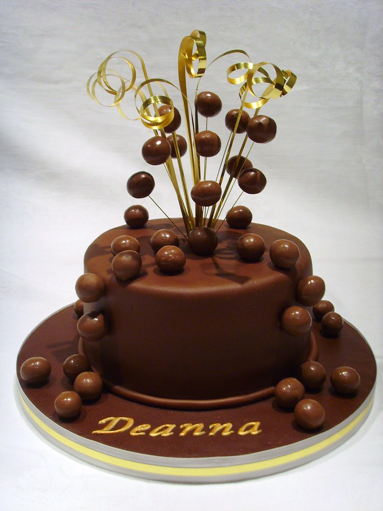 Malteser Birthday Cake Ideas