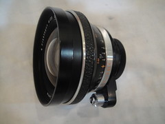 CARL ZEISS JENA FLEKTOGON 25MM F4