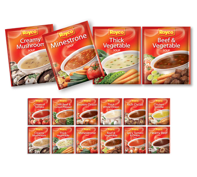 packaging royco packet soups client mars africa masterf flickr