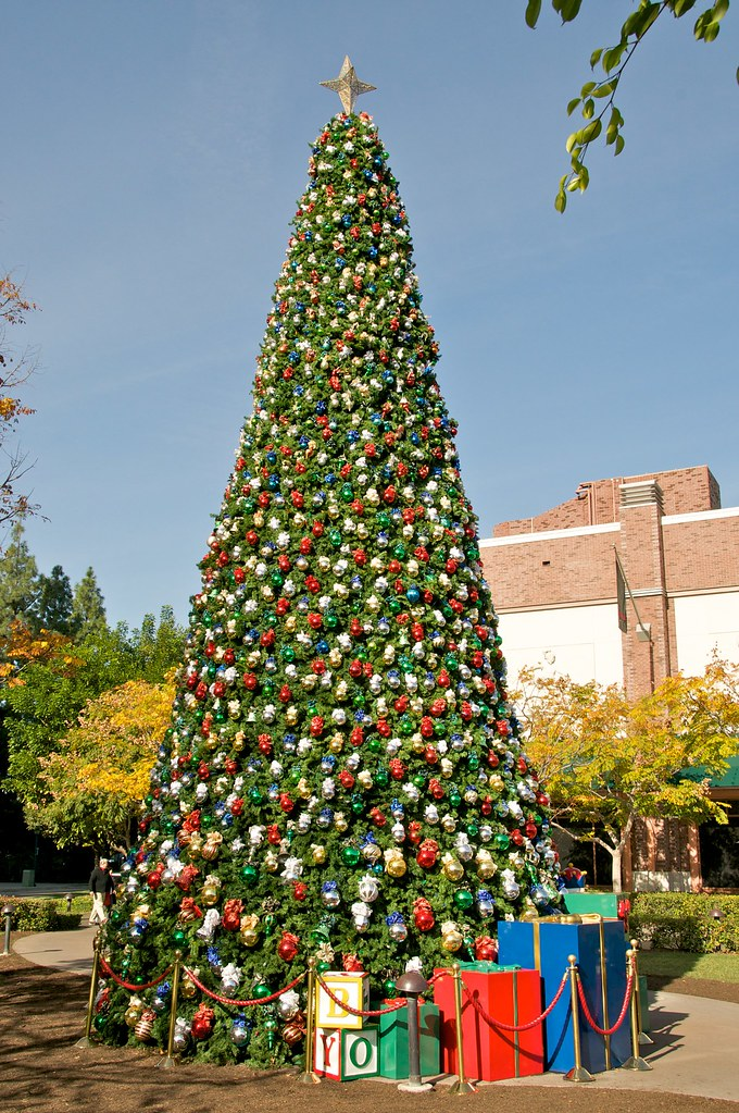 downtown disney christmas tree by karlb - Downtown Disney Christmas