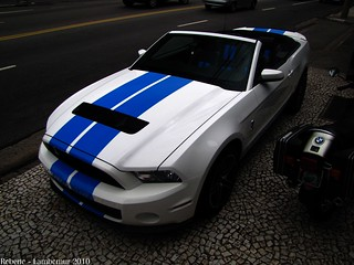 Ford Shelby GT500 | by Roberto Friedmann