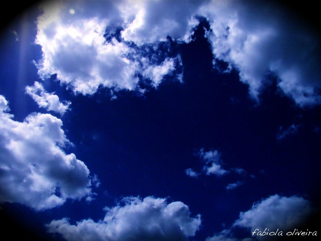 Acima das nuvens sempre h um cu azul fabola oliveira flickr acima das nuvens sempre h um cu azul by f a b o l a o thecheapjerseys Choice Image
