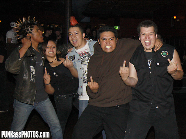 The germs fans 08