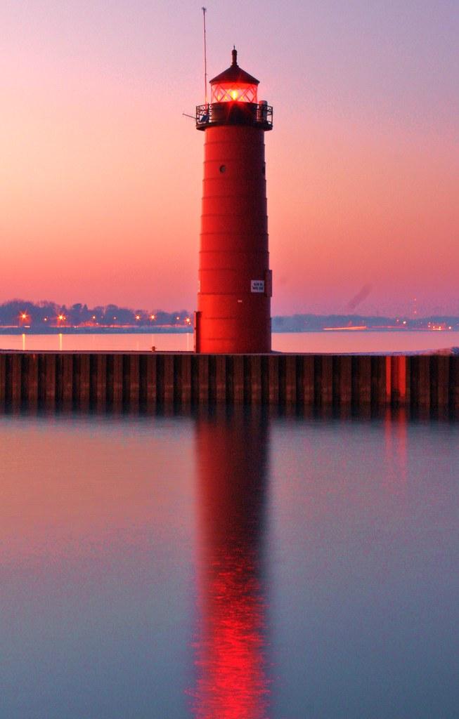 Kenosha Lighthouse   L...