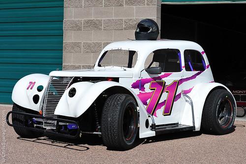 Legend Race Car Specs