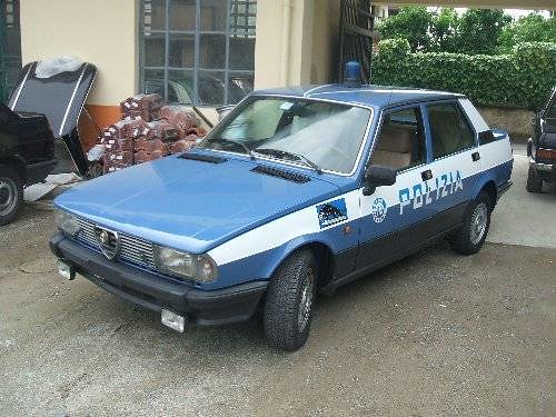 Alfa Romeo Giulietta Police Autotraderit Willem S Knol - Autotrader alfa romeo