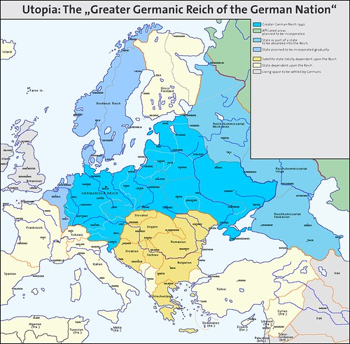 history of german nations before german reich