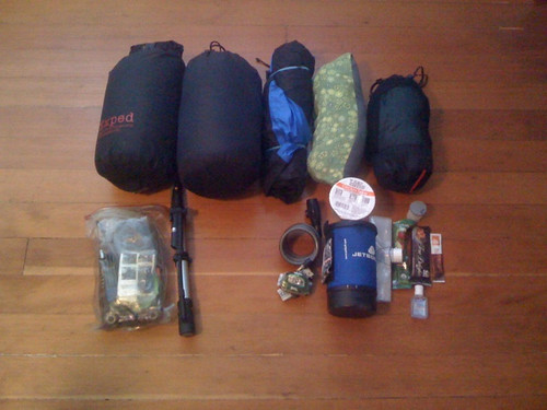 Ft Ebey overnight gear (s24o) | by joeball