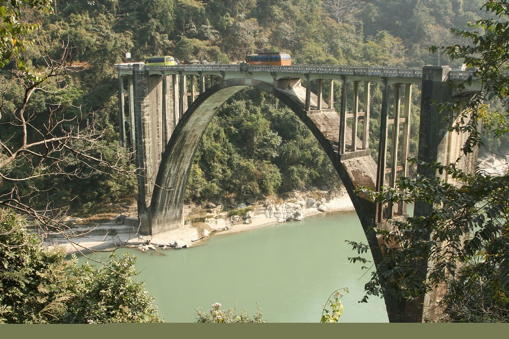 sevoke bridge  marvel  british engineering sevoke coro flickr