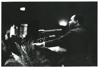 Dr. Martin Luther King Jr., 13 November 1964 | by Duke University Archives