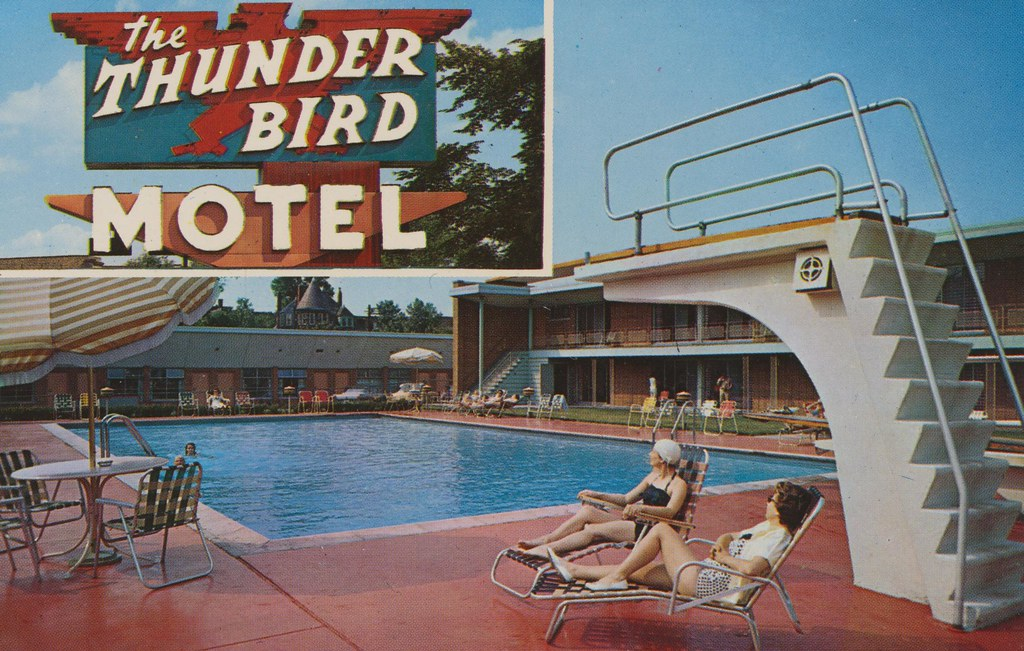 Thunderbird Motel - Chicago, Illinois