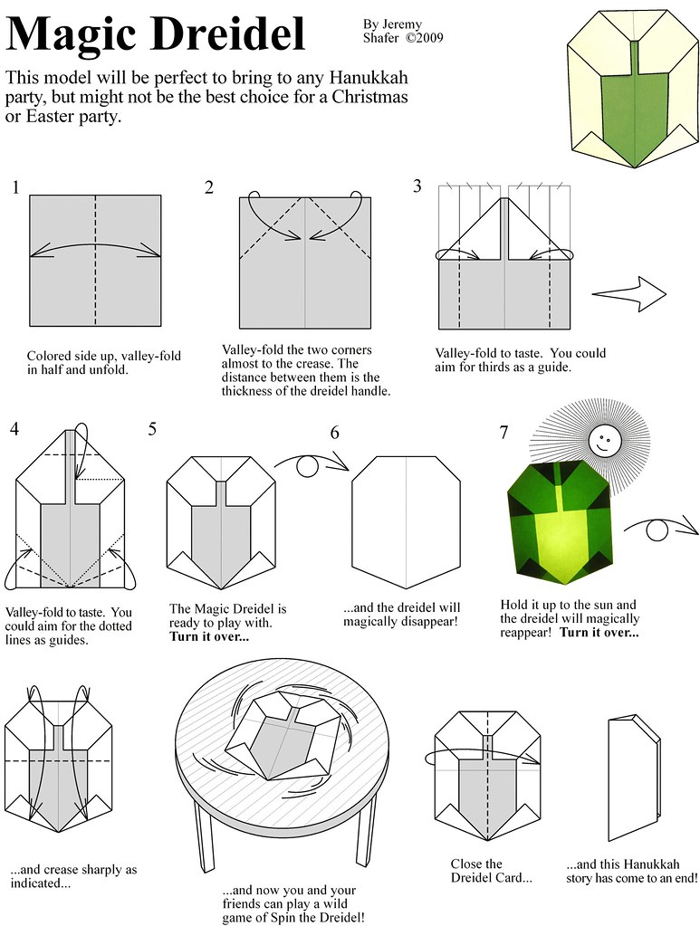 origami diagrams flickr