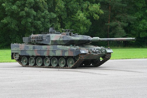 Leopard 2 A6   copyright PzBrig (9) | by Combat-Camera-Europe