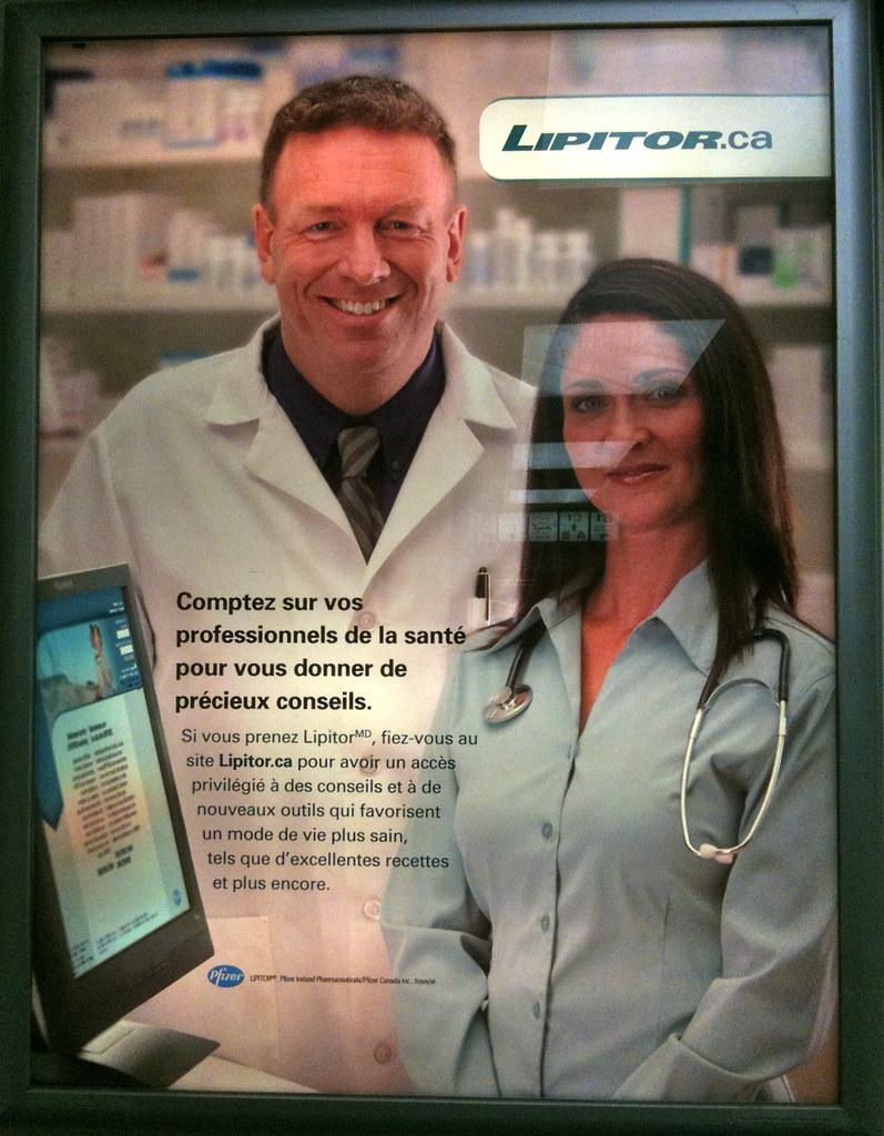 Lipitor medication