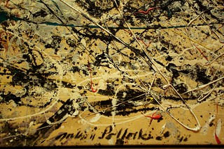 Pollock, Signature | by Fiona and Graeme