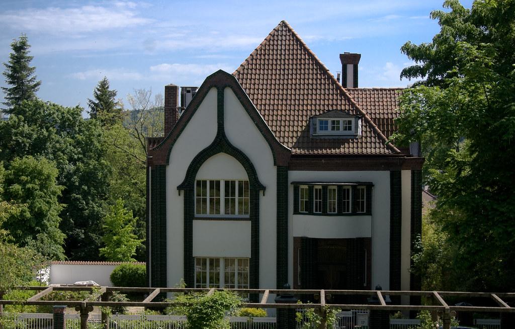 Peter behrens 39 house haus behrens peter behrens house for Behrens house