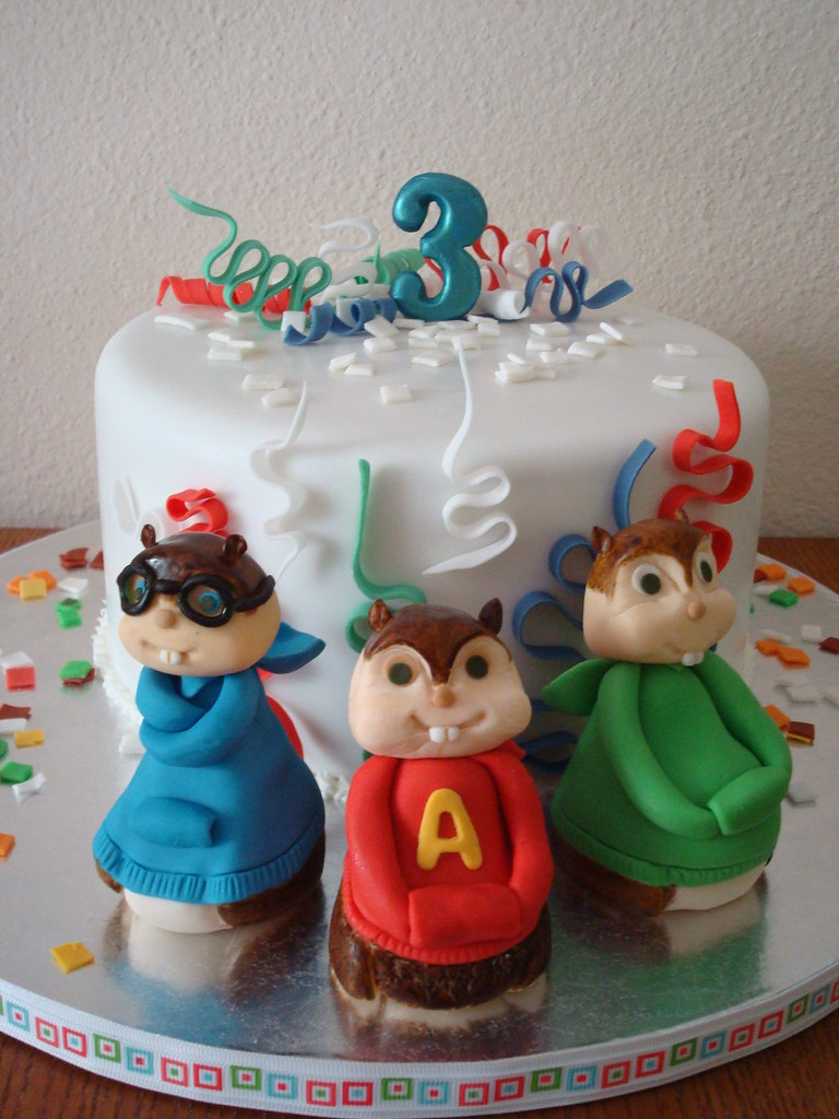 Alvin and the chipmunks - 4 5