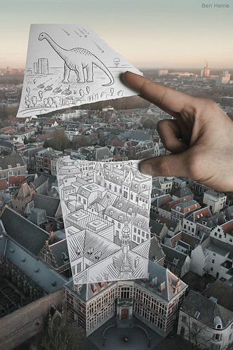 Pencil Vs Camera - 8 | by Ben Heine