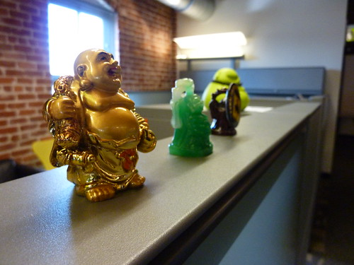 Zendesk Buddhas - March Trip to San Francisco | by adria.richards