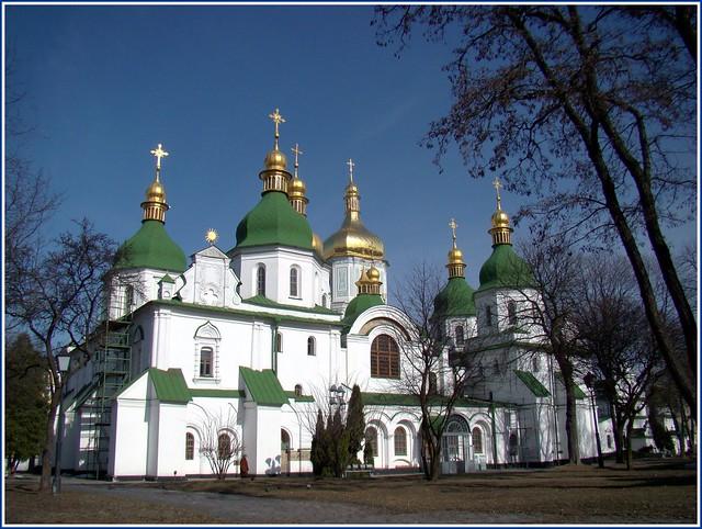 София Киевская / Saint Sophia's Cathedral