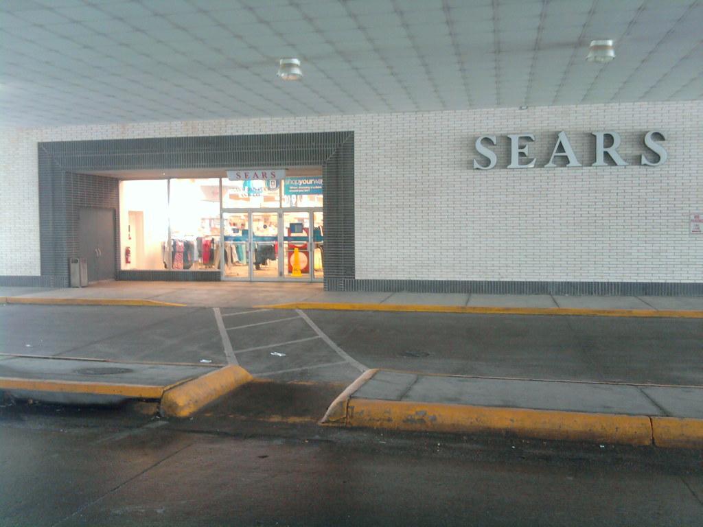 Westfield Gateway Mall Lincoln Nebraska Vintage Sears