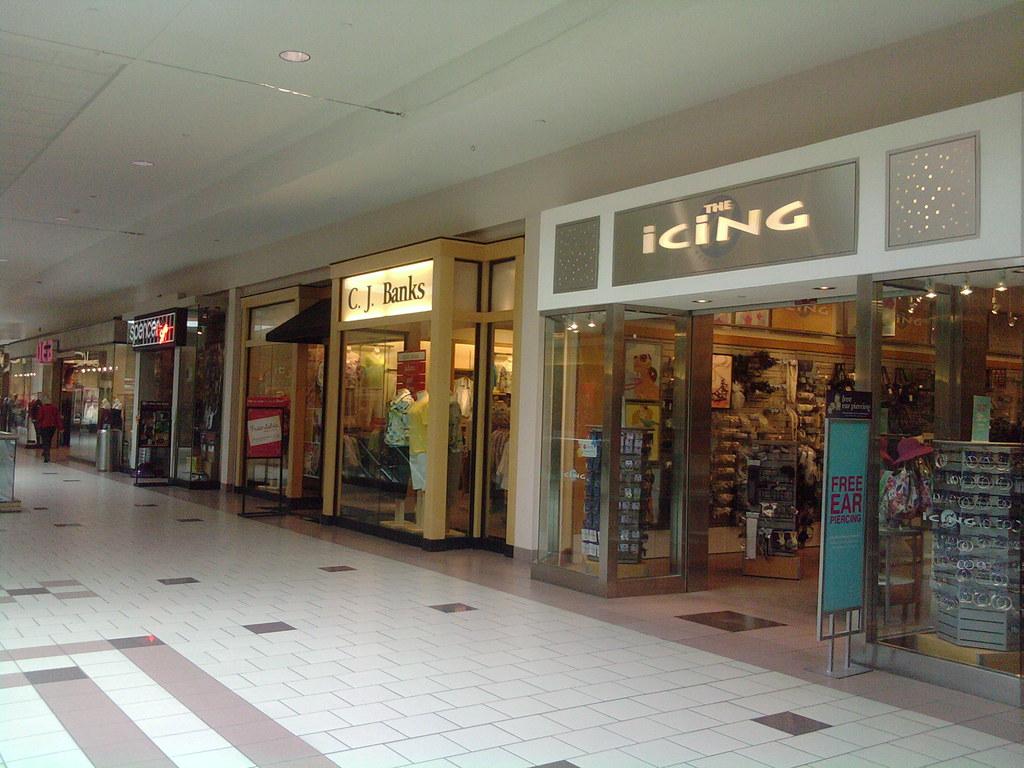 Westfield Gateway Mall Lincoln Nebraska Jcpenney Wing Flickr