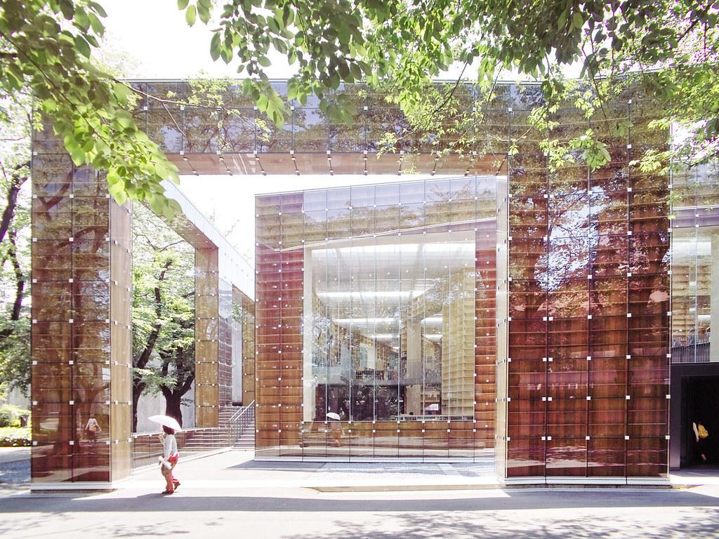 bookshelf library 2 4 musashino art university museum l flickr