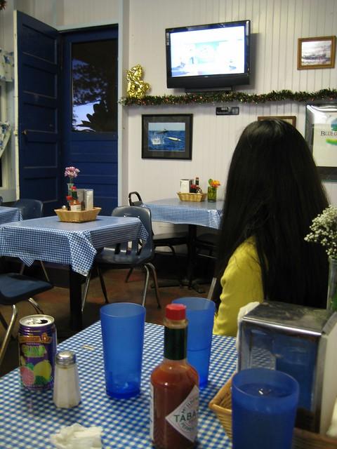Blue Ginger Cafe Lanai Hawaii