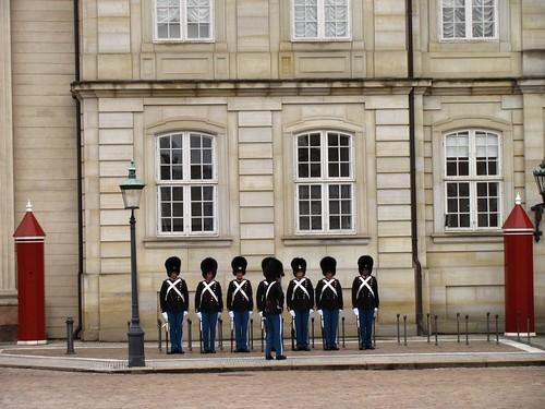 Amalienborg Guards