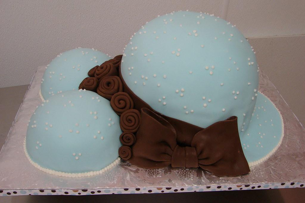 Baby Boy Belly Shower Cake | Clarissa Lopez | Flickr