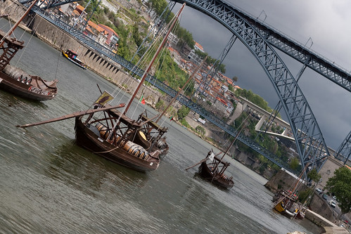 Portugal - Porto - Creative Commons Wallpaper (8) | by zoutedrop