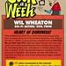 Geek A Week Challenge: #14: Wil Wheaton (cardback)