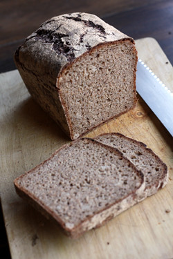 rye bread | by David Lebovitz