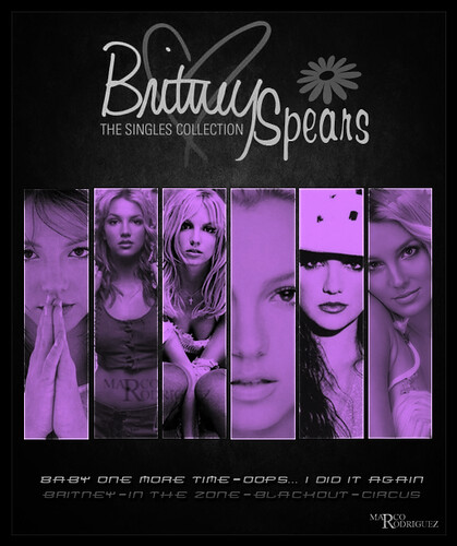 Britney THE SINGLES CO...