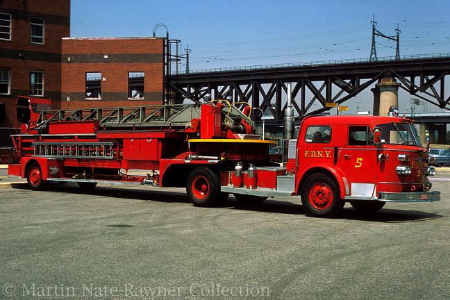Fdny Ladder 5 Fdny Truck 5   by