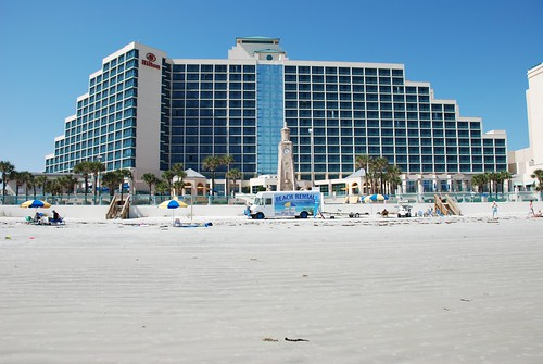 Hilton Hotel Daytona Beach Boardwalk