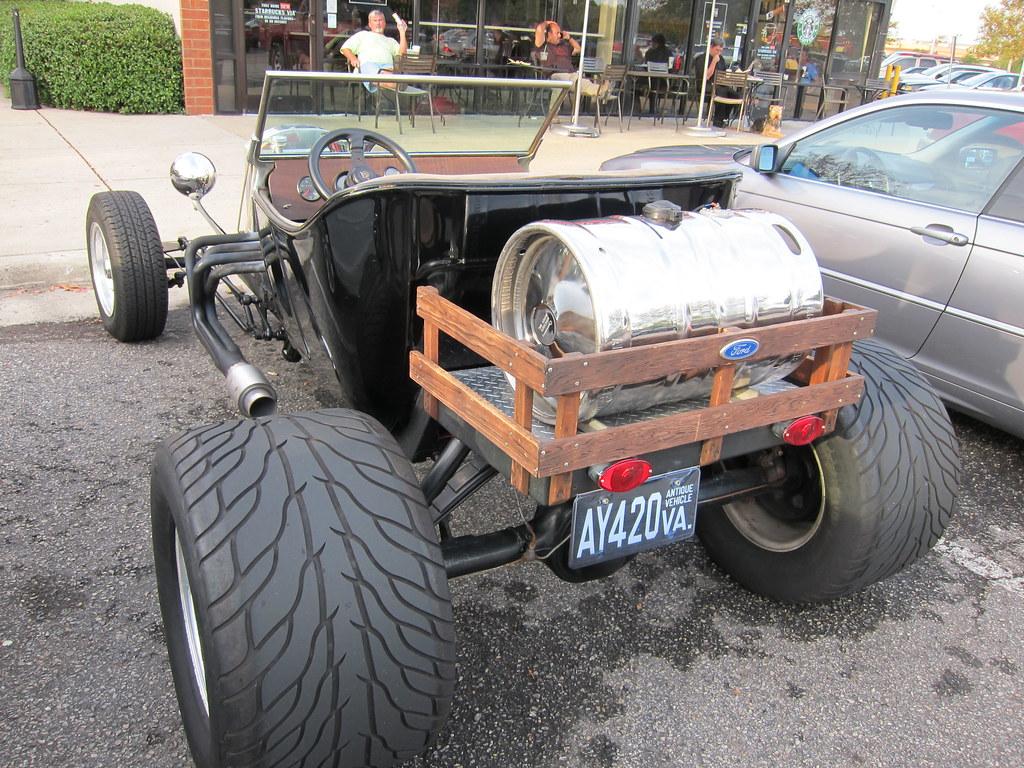 Cool homemade car | Ryan Bodenstein | Flickr