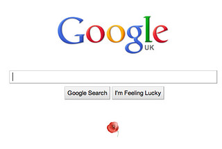 Google Poppy Logo 2010 | by rustybrick