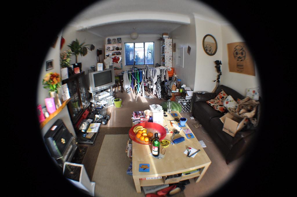 Live Living Room Cam