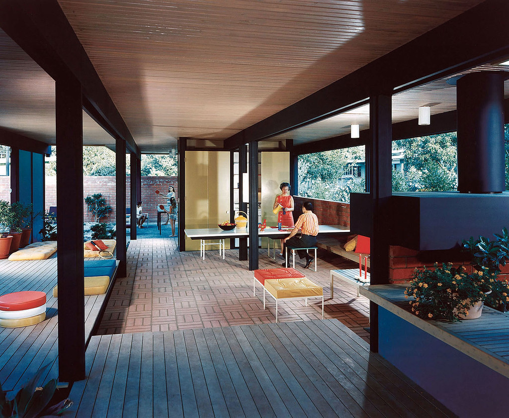 1959 - Mirman Residence | ( all images-click for larger size\u2026 | Flickr