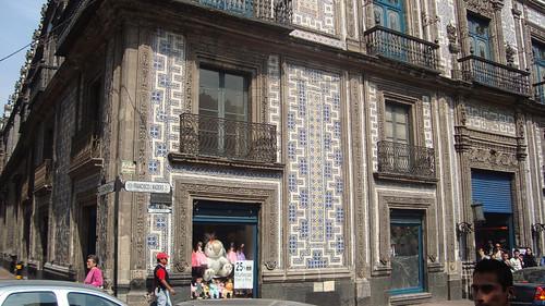 Casa de los azulejos el primer sanborn 39 s vaaggo flickr for Casa de los azulejos sanborns df