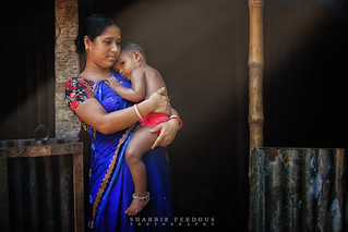 Mother and Child | by Shabbir Ferdous