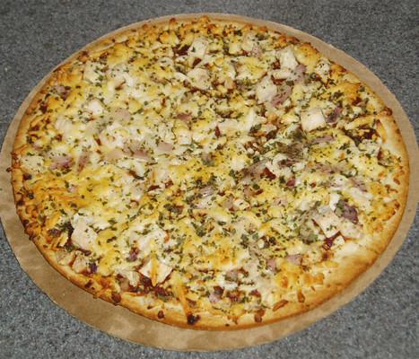 Californiz Pizza Kitchen Allergen Menu