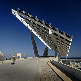 Spain - Barcelona - Solar Array - sq | by Darrell Godliman