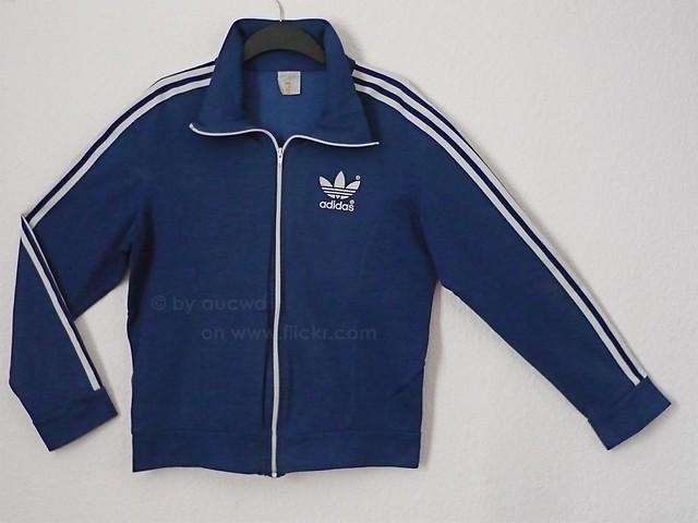 70 S 80 S Vintage Adidas Tracktop Jacket Original 70 Flickr